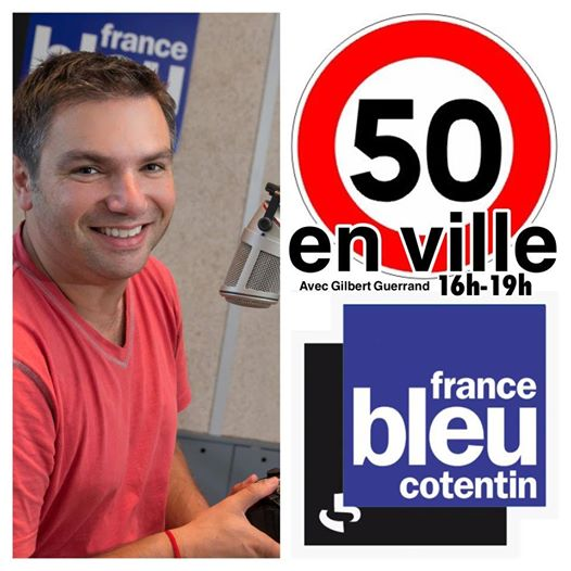 50 en ville / France Bleu Cotentin