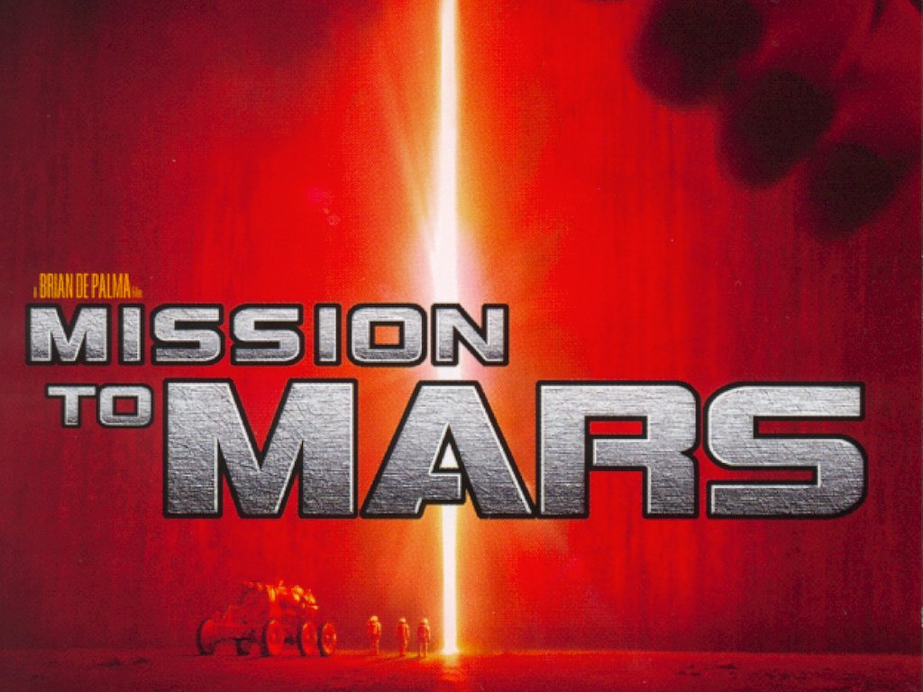 DVD ou DL : Mission to Mars
