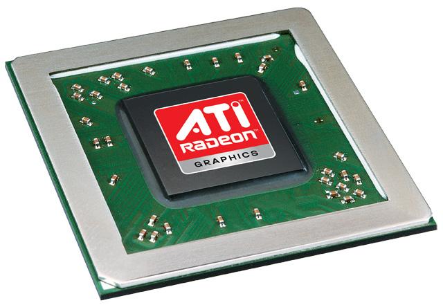 Puce ATI Radeon Mobile