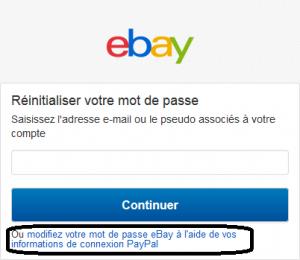 Hack eBay : Paypal sur eBay