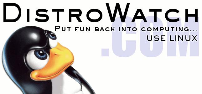 Linux pour les nuls #2 - Distrowatch